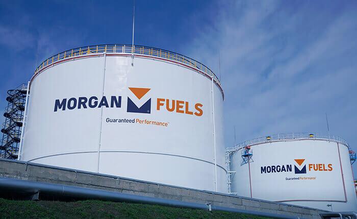 Morgan Fuels Tanks